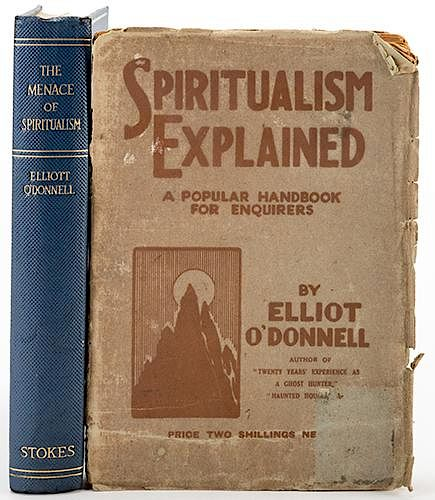 Two Books on Spiritualism