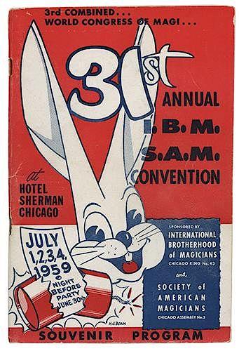 S.A.M. - I. B. M. 31st Annual Convention Souvenir Program