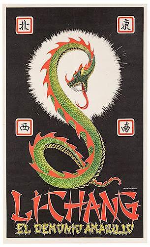 Li Chang El Demonio Amarillo