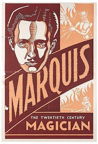 Marquis. The Twentieth Century Magician