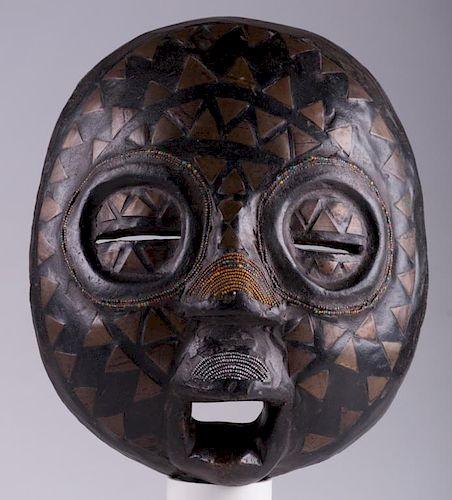 Ghana Moon Mask