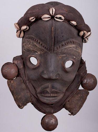 Liberian Dan Mask