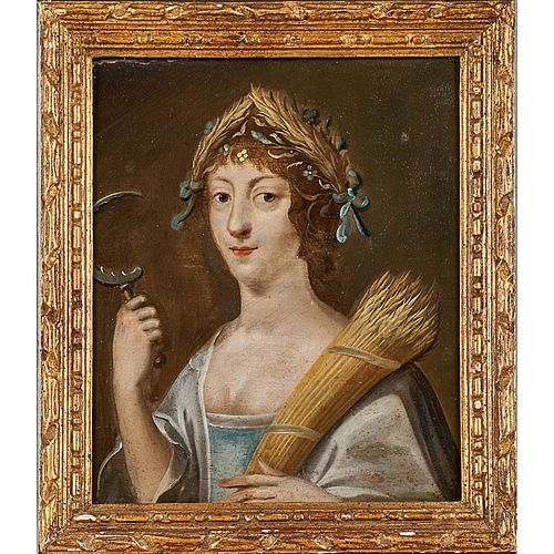 18TH C. FRENCH PAINTING