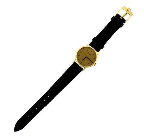Rolex Cellini 18k Gold Watch