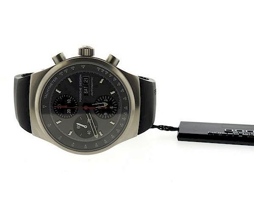 Porsche Design Heritage Stainless  Automatic Watch