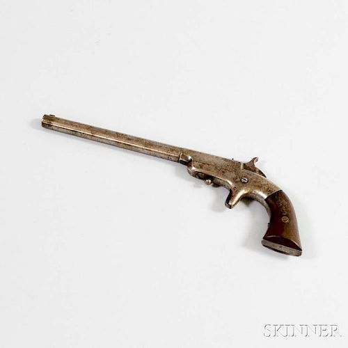 Single Shot Pistol