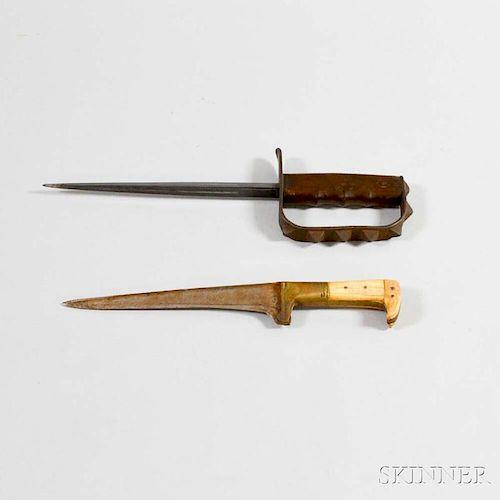 Landers, Flary & Clark Trench Knife