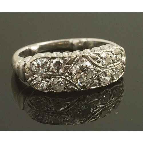Diamond 14k Gold Ring