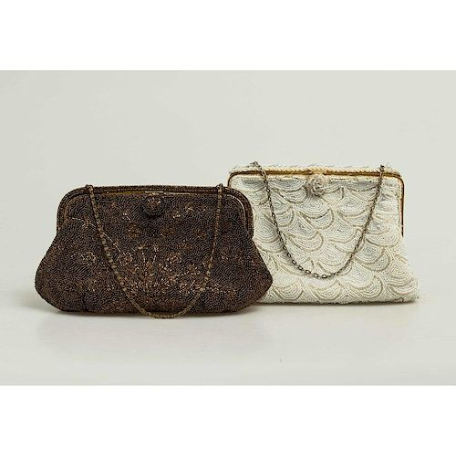 Two Leo Miller French Purses