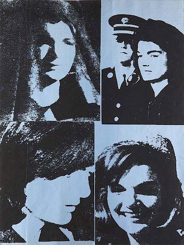 Warhol, Andy Jacqueline Kennedy III (Jackie III).