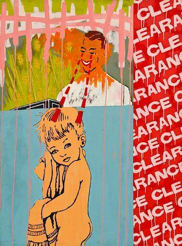"""Aaron Wexler (b. 1974) """"Clearance"""""""