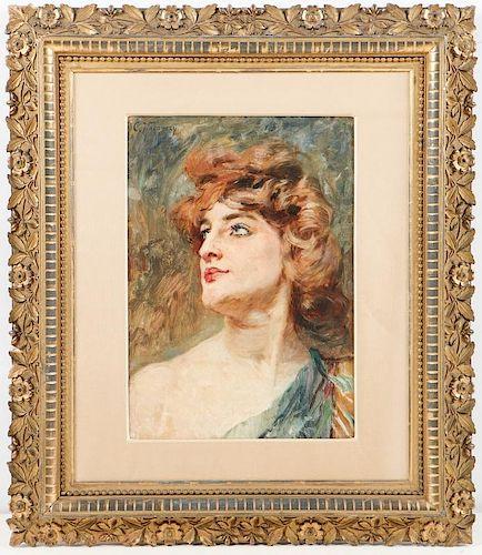 Konstantin Makovsky (1839-1915) Painting