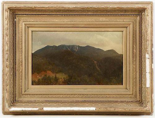 """John Frederick Kensett (1816-1872) """"Giant of the Valley"""""""