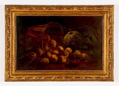Antique Still Life Painting