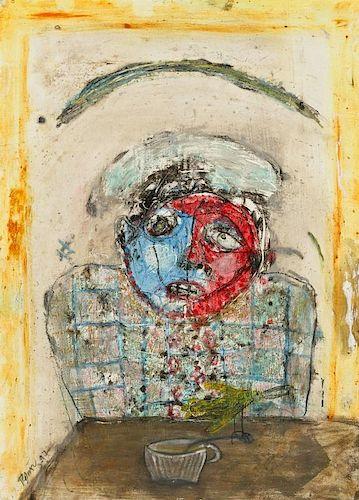 Rogelio Dн_az Painting