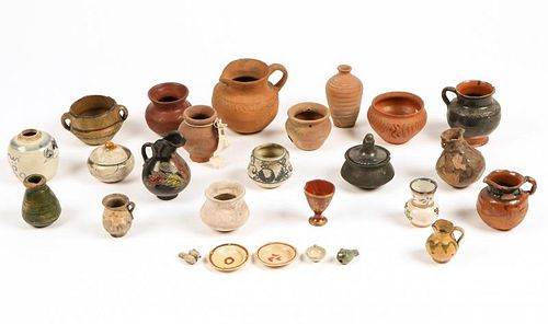 Study Group of Antique Earthenware Pottery