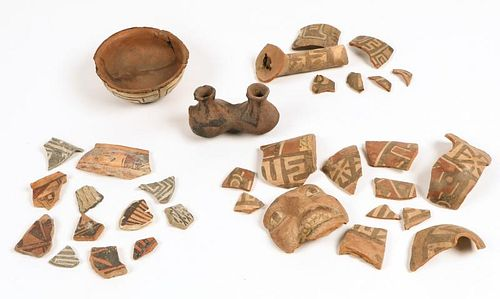 Pre Colombian Artifacts