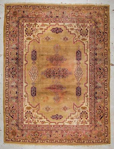 Antique Amritsar Rug: 9' x 12', 274 x 366 cm