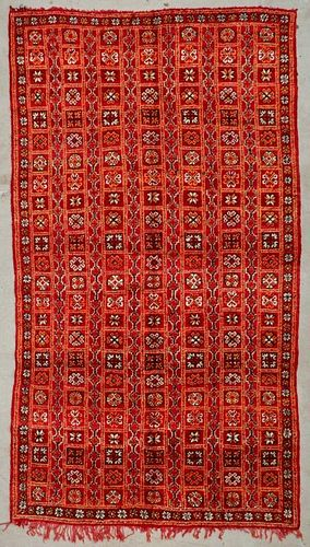 """Vintage Moroccan Rug: 5'7"""" x 9'10"""" (170 x 300 cm)"""