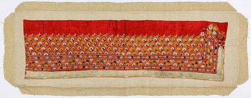 Antique Sind Village Embroidery