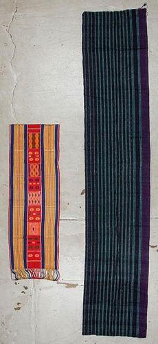 2 Southeast Asian Textiles