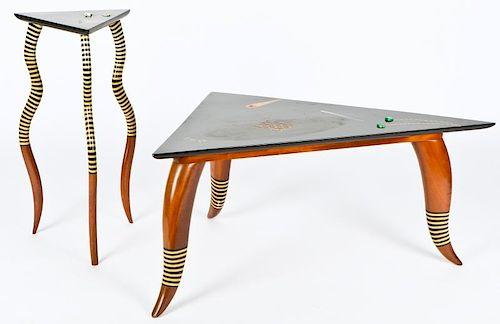 2 Bob Trotman (b. 1947) Tables