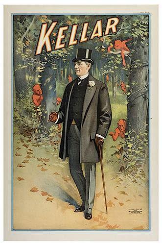 Kellar, Harry (Heinrich Keller). Kellar. A Walk in the Woods.