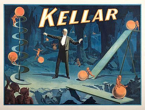 KELLAR, HARRY (HEINRICH KELLER). Kellar.