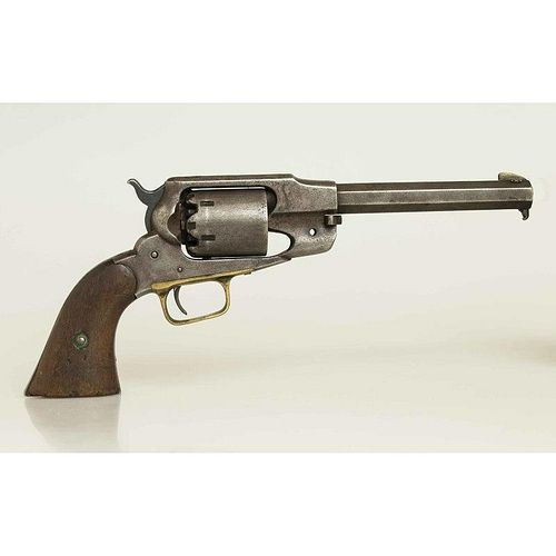 Antique Remington Revolver