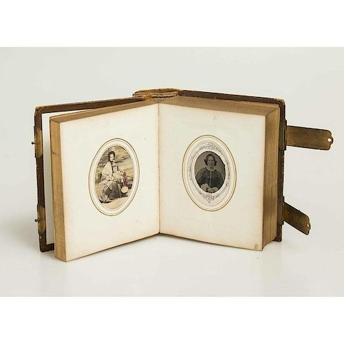 Civil War Era Photo Album