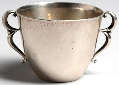 40faa6b92ce8 Georg Jensen Sterling Silver Baby Cup