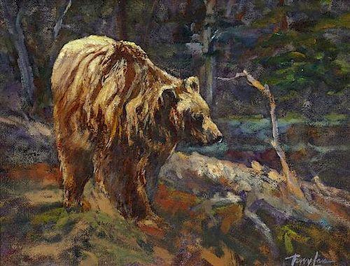 Terry Lee (b. 1948) Bear