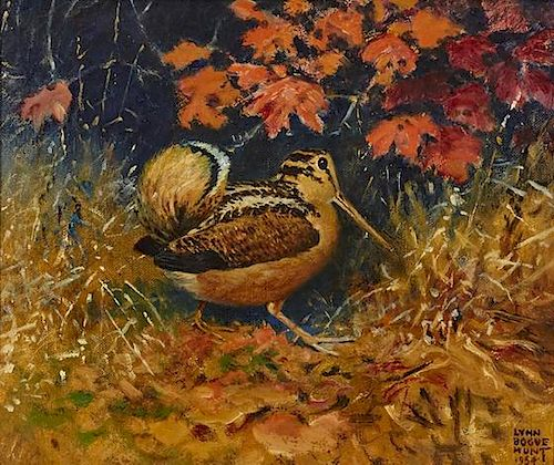 Lynn Bogue Hunt (1878-1960) Sneaking Out