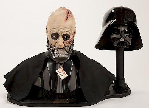 Darth Vader Reveals Anikin Skywalker.