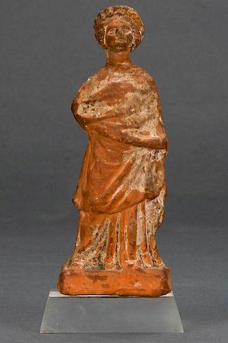 Ancient Hellenistic Terracotta Astarte Figure