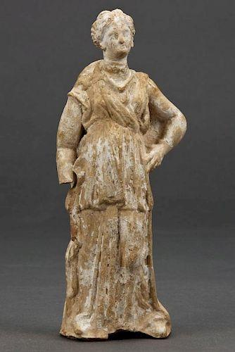 Fine Hellenistic Terracotta Figure