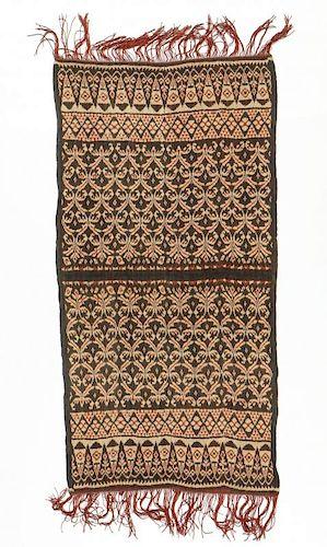 Lafa/Shoulder Cloth, Roti, Indonesia