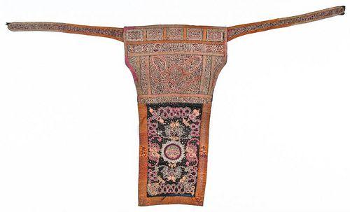 Chinese / Tibetan Apron, Early 20th c.
