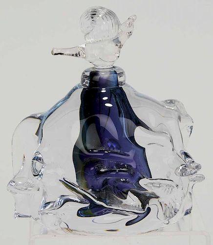 Leon Applebaum Perfume Bottle