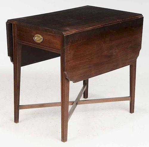 Mahogany Pembroke Table