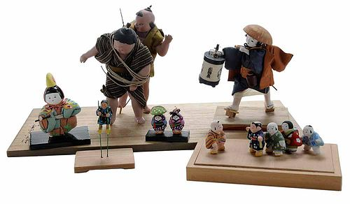 Collection of Miniature Toy Children's