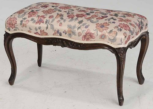 Louis XV Style Bench