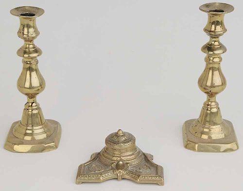 Three Brass Articles