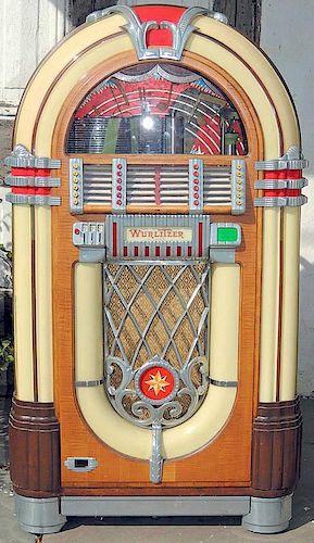 Wurlitzer Bubble Jukebox