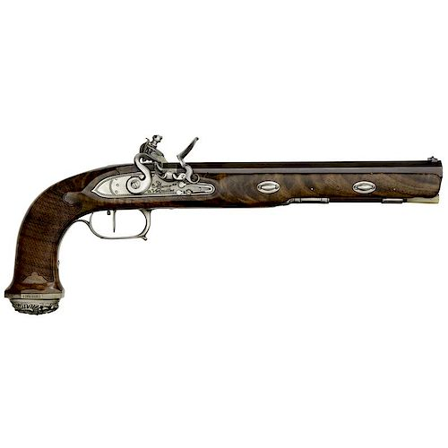 Boutet Flintlock Pistol by Pedersoli by Cowan's Auctions - 781931