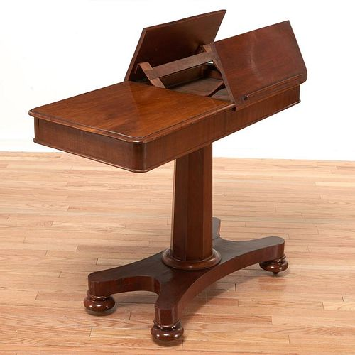 George IV partner's reading/writing table