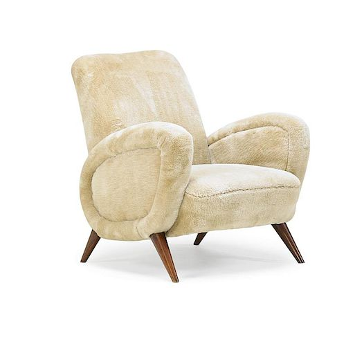STYLE OF JEAN ROYERE Lounge chair