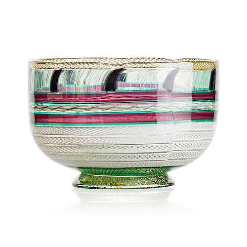 YOICHI OHIRA Glass tea bowl