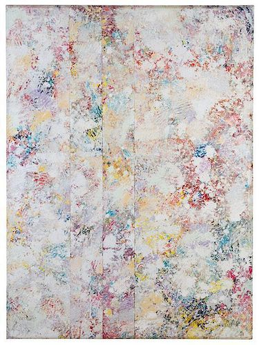 Sam Gilliam, (American, b. 1933), Butterflies Are, 1976