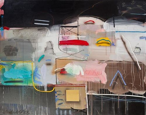 Joseph Stabilito, (American, b. 1955), Untitled, 1983